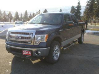 Used 2014 Ford F-150 XLT SUPERCREW 6.5-FT for sale in West Kelowna, BC