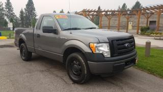 Used 2013 Ford F-150 XL 6.5-FT. BED 2WD for sale in West Kelowna, BC