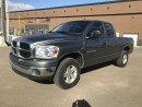 Used 2007 Dodge Ram 1500 SLT QUAD CAB 4WD for sale in Stettler, AB