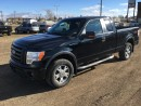 Used 2009 Ford F-150 FX4 FX4 SUPERCAB 6.5-FT. for sale in Stettler, AB
