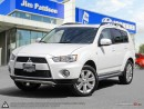Used 2013 Mitsubishi Outlander XLS / Fully Loaded / 7 Passenger / AWD/ Low KM for sale in Port Coquitlam, BC