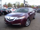 Used 2009 Acura TL w/Nav Pkg for sale in Kitchener, ON