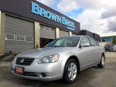 Used 2003 Nissan Altima LTHR, MOONROOF, HTD SEATS for sale in Surrey, BC