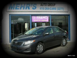 Used 2009 Toyota Corolla CE for sale in Scarborough, ON