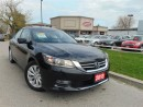 Used 2013 Honda Accord EXL-LEATHER-SUNROOF-BLUETOOTH for sale in Scarborough, ON