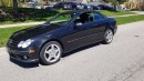 Used 2007 Mercedes-Benz CLK550 5.5L for sale in Mississauga, ON
