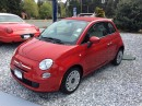 Used 2013 Fiat 500 Pop for sale in Parksville, BC