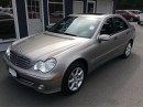 Used 2005 Mercedes-Benz C-Class 1.8L Kompressor for sale in Parksville, BC