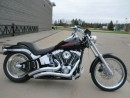 Used 2007 Harley-Davidson Softail FXSTC Softail Custom for sale in Blenheim, ON