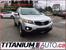 Used 2012 Kia Sorento EX+AWD+Camera+BlueTooth+Heated Leather+New Tires++ for sale in London, ON