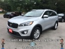 Used 2016 Kia Sorento 2.0L Turbo LX...ROOM FOR EVERYBODY!!! for sale in Stoney Creek, ON