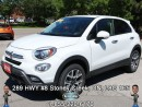 Used 2016 Fiat 500X Trekking...GREAT FOR THE WHOLE FAMILY!!! for sale in Stoney Creek, ON