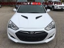 Used 2014 Hyundai Genesis Coupe 2.0T LEATHER/NAV/ROOF for sale in Mississauga, ON