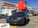 Used 2013 Honda Civic LX, excellent deal great shape for sale in Scarborough, ON