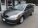Used 2006 Toyota Corolla Sport for sale in Parksville, BC