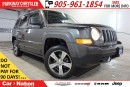 Used 2016 Jeep Patriot PRE-CONSTRUCTION SALE| HIGH ALTITUDE| 4X4 & MORE! for sale in Mississauga, ON