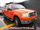 Used 2006 Ford F-150 LARIAT SuperCrew 4WD for sale in Calgary, AB