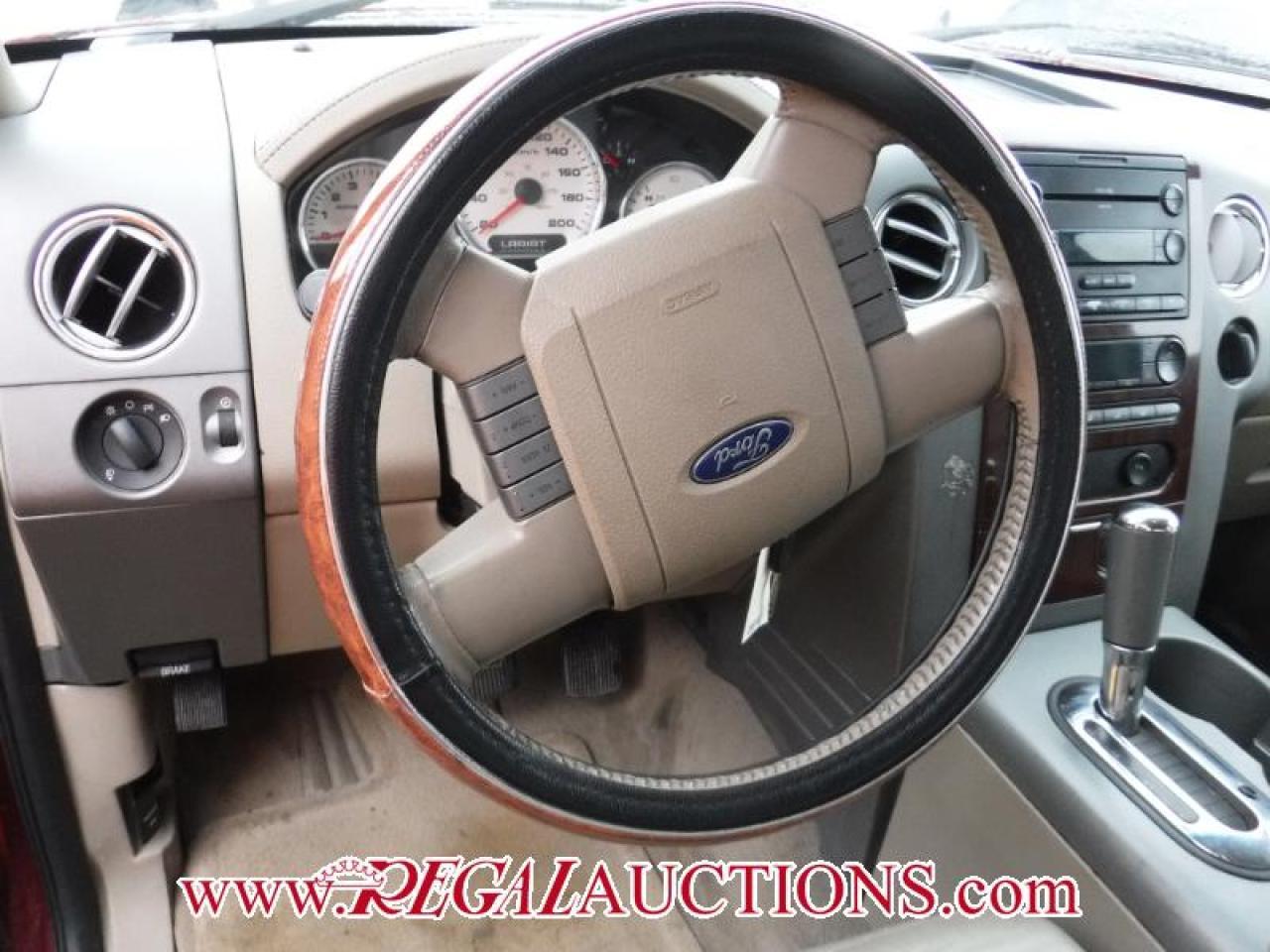 2006 Ford F-150 LARIAT SuperCrew 4WD