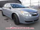 Used 2007 Saturn AURA  4D SEDAN for sale in Calgary, AB