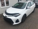 Used 2017 Toyota COROLLA SE CVT XSE PACKAGE for sale in Kentville, NS