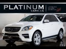 Used 2012 Mercedes-Benz ML-Class ML350 BlueTEC, Navi, for sale in North York, ON