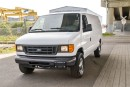 Used 2006 Ford E250 Commercial Langley Location for sale in Langley, BC