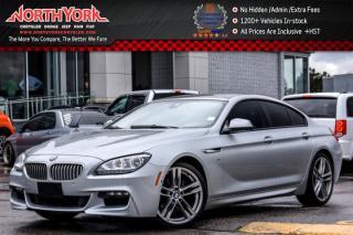 Used 2015 BMW 6 Series 650i xDrive|MSportEdition,LightingPkgs|Sunroof|Nav|H/K Audio for sale in Thornhill, ON