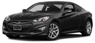 New 2016 Hyundai Genesis Coupe for sale in Abbotsford, BC