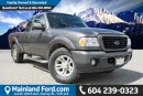 Used 2009 Ford Ranger Sport LOCAL for sale in Surrey, BC