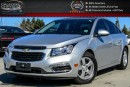 Used 2015 Chevrolet Cruze 2LT|Sunroof|Bluetooth|Backup CAm|Leather|Heated Front Seats|16