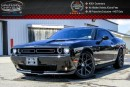 Used 2016 Dodge Challenger R/T|Navi|Backup Cam|Bluetooth|Leather|R-Start|Blind Spot|20