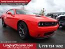 New 2017 Dodge Challenger SXT for sale in Surrey, BC