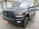 Used 2015 Dodge Ram 2500 3/4 TON - DIESEL WORK READY LARAMIE EDITION 5 PASSENGER 6.7L - CUMMINS.. 4X4.. CREW.. SHORTY.. LEATHER.. HEATED/AC SEATS.. NAVIGATION.. for sale in Bradford, ON