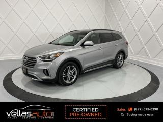 Used 2017 Hyundai Santa Fe XL Limited LIMITED| 7PASS| NAVI| PANO RF for sale in Vaughan, ON