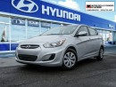 Used 2016 Hyundai Accent for sale in Nepean, ON