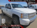 Used 2008 Chevrolet Silverado 1500 40/20/40 Split Bench Seat, HD Trailering Equipment for sale in Lethbridge, AB