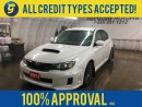 Used 2011 Subaru Impreza WRX WRX*AWD*BLACK BUCKET SEATS w/RED STITCHING* PHONE CONNECT*ALLOYS*TRACTION CONTROL*CLIMATE CONTROL*AM/FM/CD/AUX/USB/BLUETOOTH*HEATED FRONT SEATS*POWER WINDOWS/LOCKS/MIRRORS* for sale in Cambridge, ON