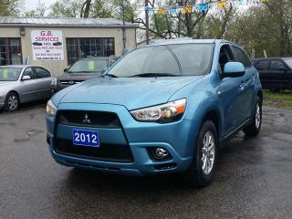 Used 2012 Mitsubishi RVR SE certified for sale in Oshawa, ON