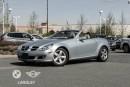 Used 2008 Mercedes-Benz SLK 3.0L for sale in Langley, BC