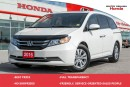 Used 2016 Honda Odyssey EX-L RES for sale in Whitby, ON