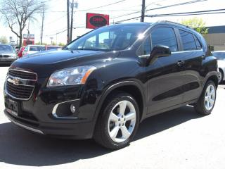 Used 2015 Chevrolet Trax LTZ Awd for sale in London, ON