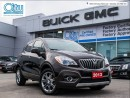 Used 2013 Buick Encore Premium for sale in North York, ON