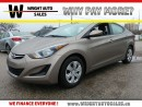 Used 2016 Hyundai Elantra GL| POWER LOCKS/WINDOWS| A/C| 19,101KMS for sale in Kitchener, ON