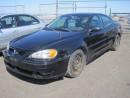 Used 2003 Pontiac Grand Am GT for sale in Thunder Bay, ON