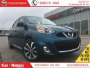 Used 2015 Nissan Micra | LOW KM'S | ALLOY'S | BACKUP CAMERA |FOG LIGHTS for sale in St Catharines, ON