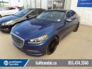 Used 2015 Hyundai Genesis NAV/HEAT&COOLED SEATS/MOON ROOF for sale in Edmonton, AB