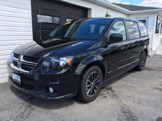 Used 2016 Dodge Grand Caravan SXT for sale in Kingston, ON