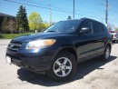 Used 2007 Hyundai Santa Fe GL 5Pass for sale in Whitby, ON