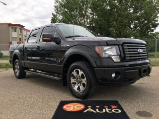Used 2012 Ford F-150 FX4 for sale in Red Deer, AB