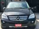 Used 2008 Mercedes-Benz ML 320 3.0L CDI for sale in Mississauga, ON